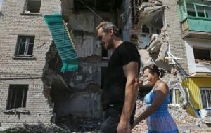 Жизнь в оккупированном Донбассе