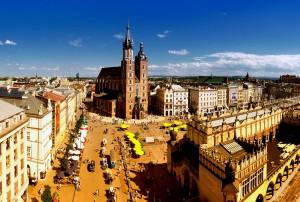 Три года на карте Польши