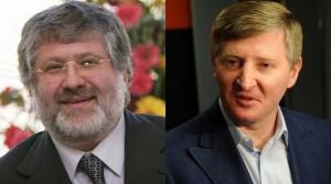 Ссора Коломойского и Ахметова. Остатки роскоши