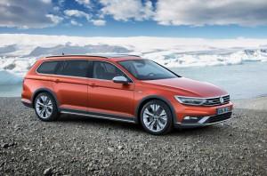 Volkswagen Passat Alltrack. Повышенные стандарты