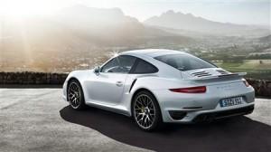 Porsche 911. Выйти из атмосферы