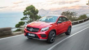 Mercedes-Benz GLE 400 Coupe конец монополим