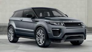 Range Rover Evoque. Гламур и сапоги