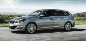 Peugeot 308SW. Эстетика практичности