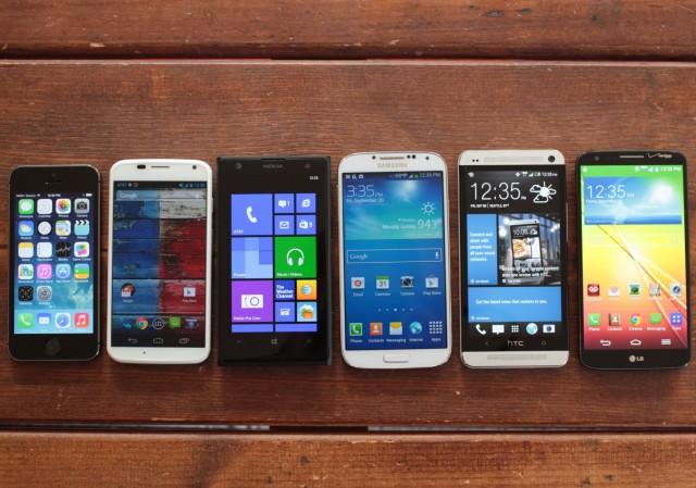 Андроид-смартфоны для покупки в 2018