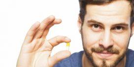 Витамины для сильной половины человечества