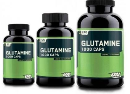 Глютамин — залог спортивных побед