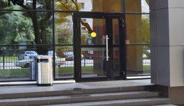 Как правильно выбрать входные алюминиевые двери?