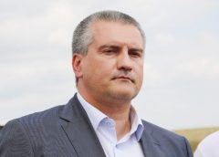Аксенов добивается снятия персональных санкций в Окружном админсуде Киева