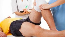 Как уберечься пожилому человеку от травм голеностопа и коленей