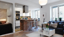 Покупка квартиры студии: за и против