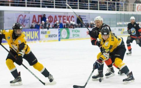 «Кременчук» разгромил «Белый Барс» в чемпионате Украины по хоккею